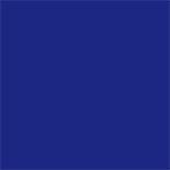 Pure & Original Traditional Paint Mat Blue